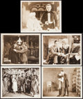 """Movie Posters:Miscellaneous, Rudolph Valentino Lot (1920s). Photos (5) (8"""" X 10""""). Miscellaneous.. ... (Total: 5 Items)"""
