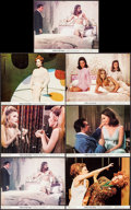 """Movie Posters:Exploitation, Valley of the Dolls (20th Century Fox, 1967). Color Photos (7) (8""""X 10""""). Exploitation.. ... (Total: 7 Items)"""