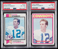 Football Cards:Lots, 1970 - 1979 Topps Football Collection (292) - Packed With Stars & HoFers. ...