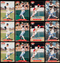 """Autographs:Sports Cards, 1994 Nabisco """"All-Star Legends"""" Baseball Greats Signed CardCollection (12)...."""