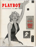 Magazines:Miscellaneous, Playboy First Issue and Complete 1954 Bound Volume (HMH Publishing,1953-54) Condition: FR/GD....