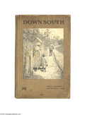 Books:First Editions, Down South 1900 Pictorial by Rudolf Eickemeyer, Jr. Eickemeyer was a famous American photographer, a leader in the Pictorial...