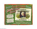Political:3D & Other Display (1896-present), Rare 1920s Cardboard Advertising Sign With Calvin Coolidge Endorsement We have never seen this colorful sign before. Trimme...