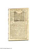 "Books:Periodicals, English View of the 1776 American Revolution in British""Gentleman's Magazine"" November 1776. The lead article in thisissu..."