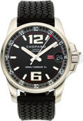 Estate Jewelry:Watches, Chopard Gentleman's Stainless Steel Mille Miglia GT XL Watch. ...