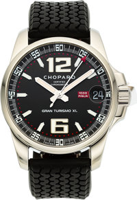 Chopard Gentleman's Stainless Steel Mille Miglia GT XL Watch
