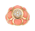 Estate Jewelry:Rings, Diamond, Composite, Gold Ring. ...