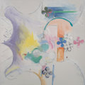 Paintings, Allen Shean (American, 20th Century). Untitled. Oil on canvas. 72 x 72 inches (182.9 x 182.9 cm). ...