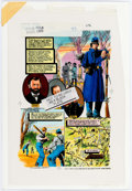 Original Comic Art:Miscellaneous, Historical Souvenir Company Epic Battles of the Civil War #2Color Production Art Original Art and Issue #4 Color Guid...(Total: 88 Items)