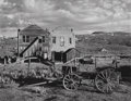Photographs, George A. Tice (American, b. 1938). Bodie (twelve photographs), 1965. Gelatin silver, 1971. From 4-3/8 x 4-3/8 inche... (Total: 12 Items)