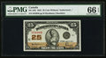 Canadian Currency, DC-24b 25¢ 1923.. ...