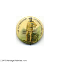 "Political:Pinback Buttons (1896-present), Sought-after 1 1/4"" 1900 Teddy Roosevelt for Vice President ButtonA very choice example of this popular rarity. Designs s..."