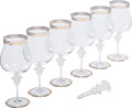 Luxury Accessories:Home, Versace Set of 7: Barware . Condition: 1. ... (Total: 7Items)