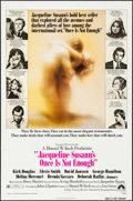 """Movie Posters:Drama, Jacqueline Susann's Once Is Not Enough & Others Lot (Paramount, 1975). One Sheets (3) (27"""" X 41""""), Mini Lobby Card Sets of 8... (Total: 66 Items)"""