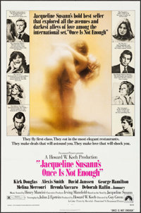 """Jacqueline Susann's Once Is Not Enough & Other Lot (Paramount, 1975). Folded, Very Fine. One Sheets (3) (27"""" X..."""