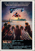 "Movie Posters:Action, Superman II (Warner Brothers, 1981). Proof Copy One Sheet (28"" X41""). Action.. ..."