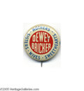 """Political:Pinback Buttons (1896-present), Great Dealer's Lot of """"Better"""" Political Pinback Buttons Nine pieces (see our web site for complete images). The """"My Ambass..."""