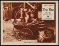 "Movie Posters:Comedy, The Kid (First National, 1921). Lobby Card (11"" X 14""). Comedy....."