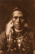 Photographs:Photogravure, Edward Sheriff Curtis (American, 1868-1952). The North AmericanIndian, Volume 7: The Indians of the United States and Ala...