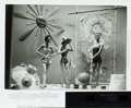 Photographs:Gelatin Silver, Jesse M Biow (20th Century). A Group of Thirty-Two Photographs and Stereo Transparencies of B. Altman and Co. Display Wind...