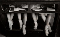 Alfred Eisenstaedt (American, 1898-1995) Lesson at La Scala's Ballet School, Milan, Italy, 1934 Gela