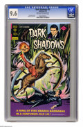 Bronze Age (1970-1979):Horror, Dark Shadows #35 (Gold Key, 1976) CGC NM+ 9.6 Off-white to whitepages. Joe Certa cover and art. This is currently the highe...