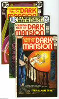 Bronze Age (1970-1979):Horror, Forbidden Tales of Dark Mansion #5-11 Group (DC, 1972-73)Condition: Average VF+. Seven-issue lot includes #5 (52 pages),6,... (7 Comic Books)