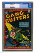 Golden Age (1938-1955):Crime, Gang Busters #2 (DC, 1948) CGC VF+ 8.5 Cream to off-white pages. Dan Barry cover. Barry, George Roussos, George Pap, Howard ...