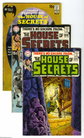 Bronze Age (1970-1979):Horror, House of Secrets Group (DC, 1969-73) Condition: Average FN+.Fourteen-issue lot includes #83, 84, 89, 94, 95, 96, 97, 98 (52...(14 Comic Books)