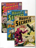 Silver Age (1956-1969):Mystery, House of Secrets #26-30 Group (DC, 1959-60) Condition: Average VG.Five-issue lot includes #26, 27, 28, 29, and 30. Featured... (5Comic Books)