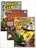 Silver Age (1956-1969):Mystery, House of Secrets Group (DC, 1961-63) Condition: Average VG+. Thisgroup contains issues #51 through 57, and 62. Approximate ... (8Comic Books)
