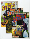 Silver Age (1956-1969):Mystery, House of Secrets Group (DC, 1963-65) Condition: Average VF-. Thisgroup contains issues #63, 64, 66 through 68, and 71. Issu... (6Comic Books)