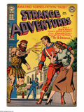 Golden Age (1938-1955):Science Fiction, Strange Adventures #19 (DC, 1952) Condition: VG/FN. Captain Cometappears. Murphy Anderson cover art. Anderson, Alex Toth, a...