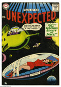 Silver Age (1956-1969):Horror, Tales of the Unexpected #29 (DC, 1958) Condition: FN+. HowardPurcell cover. Purcell, Ruben Moreira, George Roussos, and Lou...