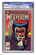 Modern Age (1980-Present):Superhero, Wolverine Group (Marvel, 1982). Lot features four copies of issue#1 of the 1982 limited series (First solo Wolverine comic.... (4Comic Books)