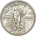 Standing Liberty Quarters, 1923-S 25C MS64 PCGS Secure. CAC....