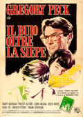 "Movie Posters:Drama, To Kill a Mockingbird (Universal International, 1963). Italian 2 -Fogli (39"" X 54.75"").. ..."