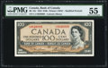 Canadian Currency, BC-43c $100 1954.. ...