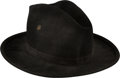 Military & Patriotic:Indian Wars, Model 1876 Campaign Hat....