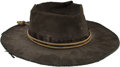 Military & Patriotic:Indian Wars, General John Gibbon's Campaign Hat....