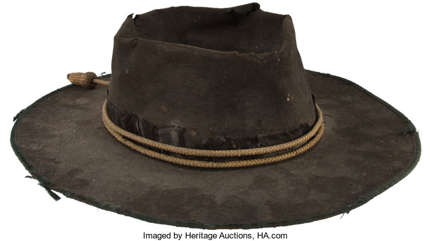 General John Gibbon s Campaign Hat.... Military   Patriotic Indian ... be70f161f20