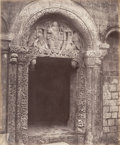 Photographs:Albumen, Roger Fenton (British, 1819-1869). Ely Cathedral, circa 1858. Albumen, printed by Francis Frith. 6 x 4-1/2 inches (15.2 ...
