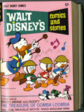 Bronze Age (1970-1979):Cartoon Character, Walt Disney's Comics and Stories #313-336 Bound Volume Group (Gold Key, 1966-68). Two bound volume of the beloved Disney ant... (2 items)