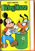 Modern Age (1980-Present):Miscellaneous, Whitman Disney Miscellaneous Bound Volumes (Whitman, 1982-83). These are Western Publishing file copies that have been trimm... (2 )