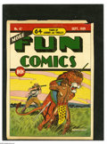 Original Comic Art:Miscellaneous, Fred Guardineer - More Fun Comics #47 Cover Color Printer's Proof(DC, 1939). In the sweltering heat of an African afternoon...