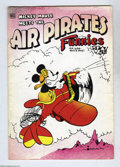 Bronze Age (1970-1979):Alternative/Underground, Air Pirates Funnies #1 (Hell Comics Group, 1972) Condition: VG. Infamous first issue of the comic book that brought a lawsui...