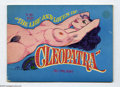 Silver Age (1956-1969):Alternative/Underground, The Life and Loves of Cleopatra #nn (Rip Off Press, 1969)Condition: FN. Notorious early small format Underground, in aseco...