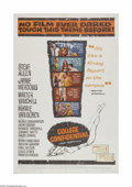 "Movie Posters:Drama, College Confidential (MCA/Universal, 1960). One Sheet (27"" X 41""). Offered here is a vintage, theater-used poster for this d..."