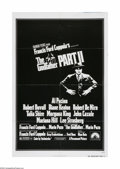 """Movie Posters:Crime, The Godfather Part II (Paramount, 1974). One Sheet (27"""" X 41"""").Offered here is a vintage, theater-used poster for this crim..."""