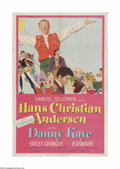 """Movie Posters:Musical, Hans Christian Andersen (RKO, 1952). One Sheet (27"""" X 41""""). Offered here is a vintage, theater-used poster for this classic ..."""